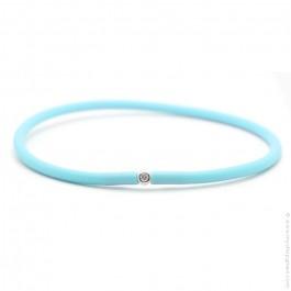 Bracelet My first diamond bleu ciel