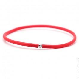 Bracelet My first diamond rouge
