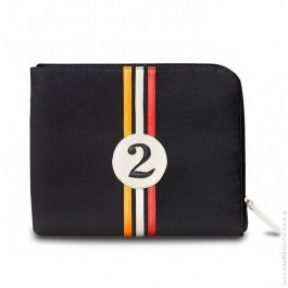 Car racer iPad Cover