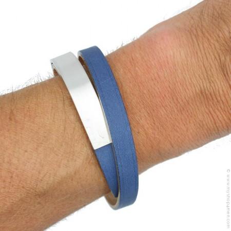 31da4bea6197 Ursul, bijoux et bracelets en cuir de luxe pour homme - MyShop4Men