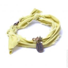 Bracelet vintage anis
