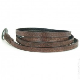 Courage Vintage choco brown bracelet