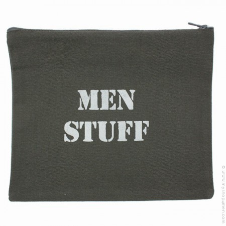 Men Stuff flat pocket