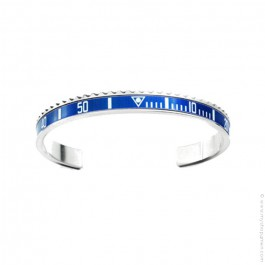 Speedometer Official navy blue bracelet