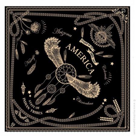 Foulard America - Hipanema