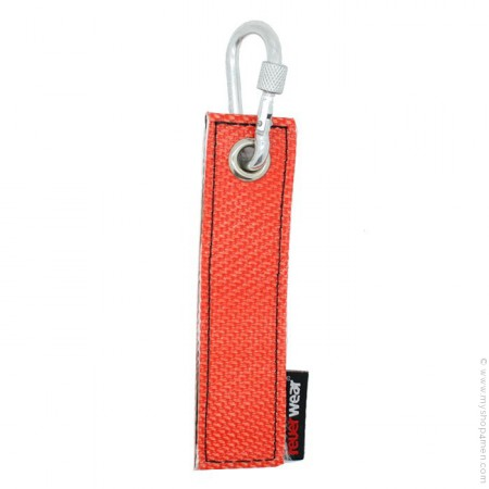 Red Nick key chain