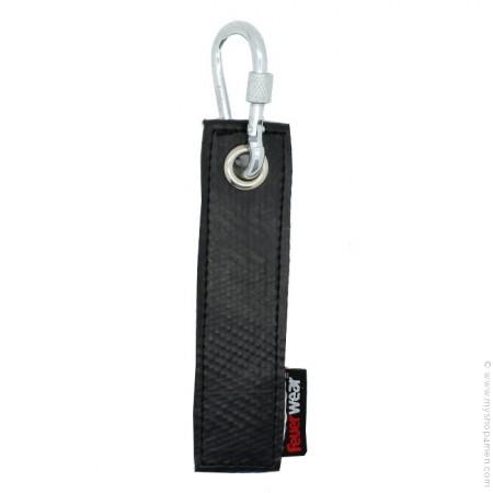 Porte-clés Nick noir