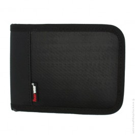 Porte monnaie Fred noir Feuerwear