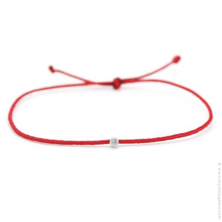 Bracelet My First Diamond new edition rouge