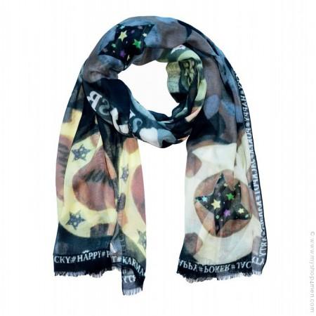 Jackpot casino scarf