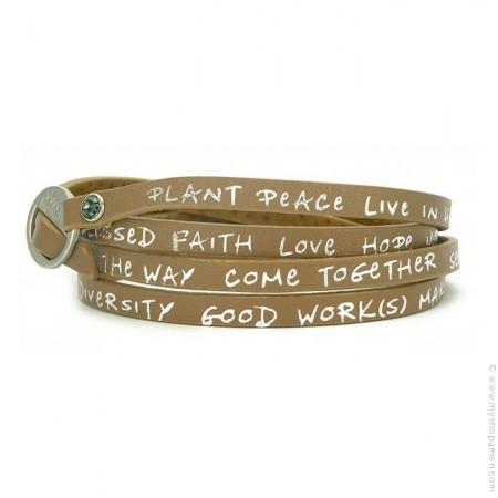 New regular musk bracelet