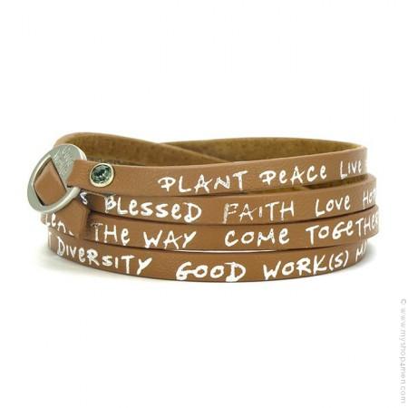 New regular sand bracelet