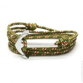 Caspian anchor bracelet