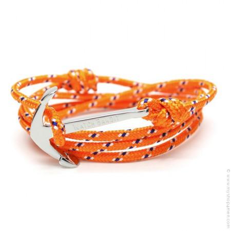 Waddenzee anchor bracelet