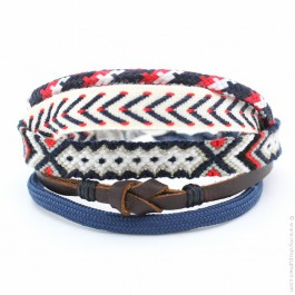 Jules Hipanema bracelet for men
