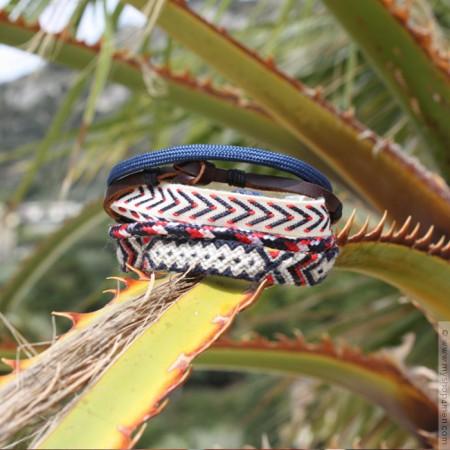 8379e02ebcc3 Bracelet cuir, bracelets de marques et créateurs pour homme - MyShop4Men