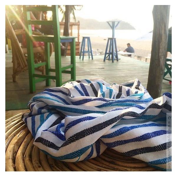 Beach Blanket Date: La Luisa Mexican Beach Blanket
