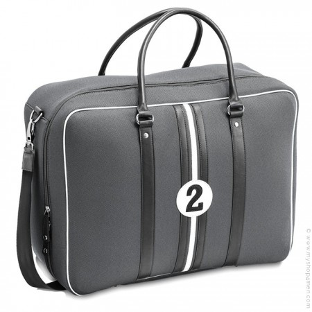 Sac cabine gris Andrew