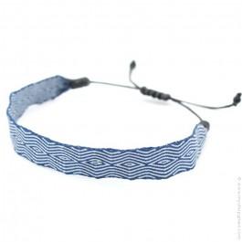 Bracelet maxi Argentinas bleu