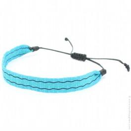 Bracelet maxi Argentinas bleu Guanabana