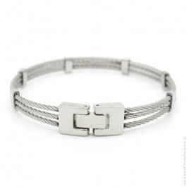 3 cables bracelet