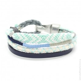Bracelet Hipanema Tom grey