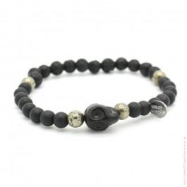 Cheyenne pyrite bracelet