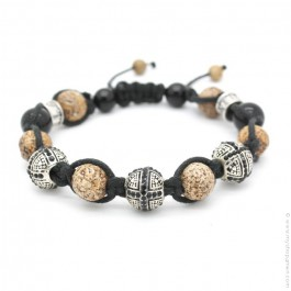 Bracelet Shamballa Black UK