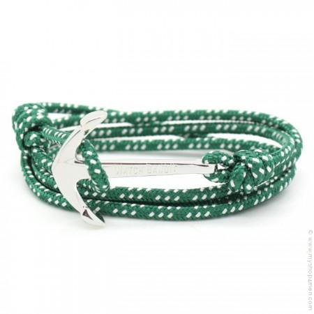 Gibraltar anchor bracelet