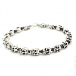 Carson skulls bracelet