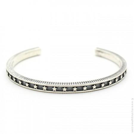 Bracelet Silver Star