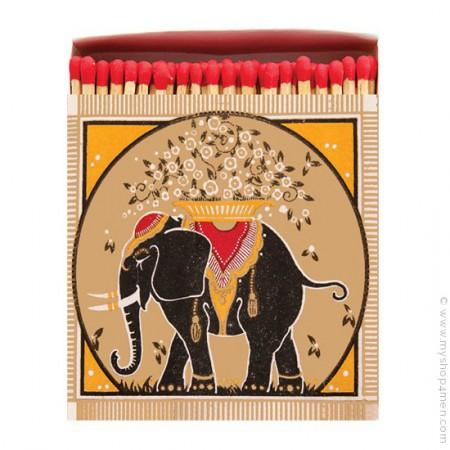 Allumettes de luxe Eléphant