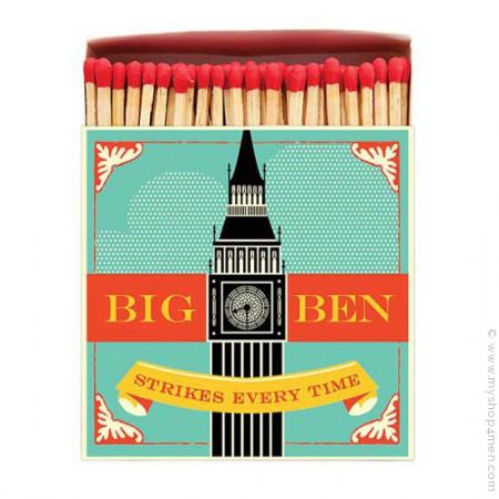 Allumettes de luxe Big Ben