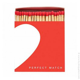 Perfect Match luxury matchbox