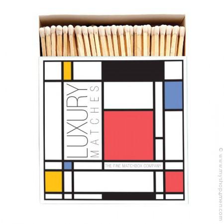 Allumettes de luxe Mondrian