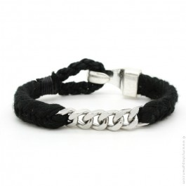 Bracelet Hipanema Done black