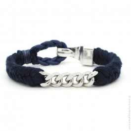 Bracelet Hipanema Done navy