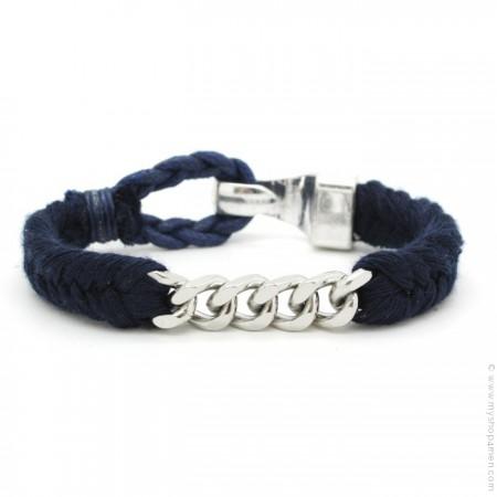 Bracelet Hipanema Done navy