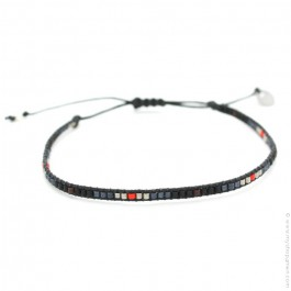 Black Boho bracelet
