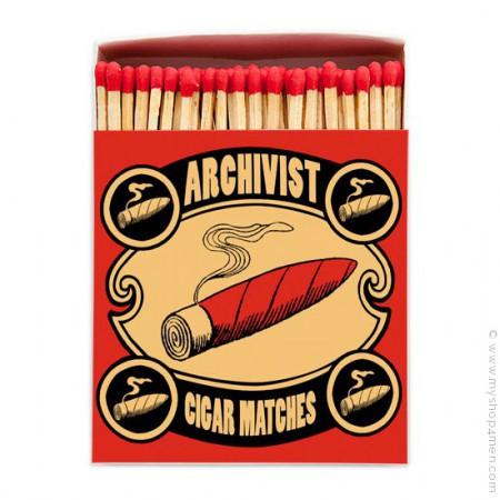 Allumettes de luxe Cigares vintages