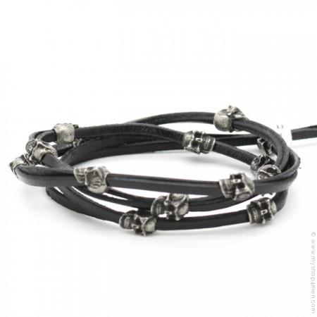 Bracelet Cincinatie noir