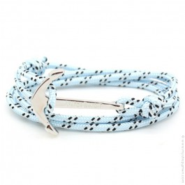 Aegean anchor bracelet