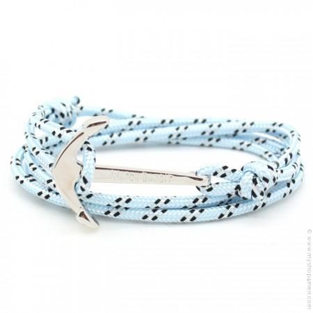 Arctic anchor bracelet