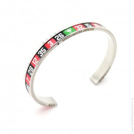 Speedometer Official red limited bracelet