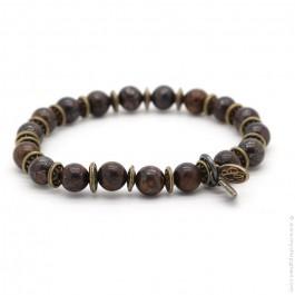 Bracelet Sonora bronzite