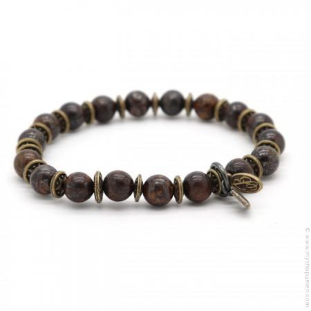 Bronzite Sonora bracelet