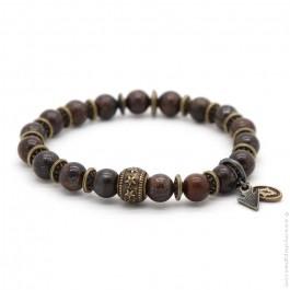 Bracelet Sonora star bronzite