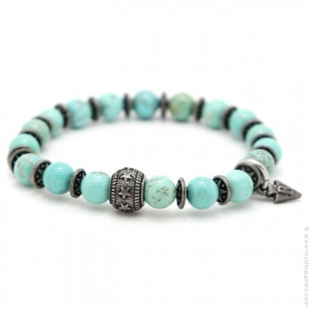 Bracelet Sonora star imperial turquoise