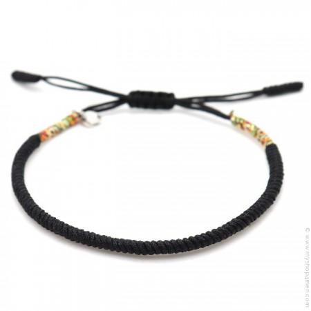 Tibetan black bracelet