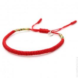 Tibetan red bracelet